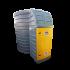 Beiser Environnement - Station fuel verticale double paroi 10 000 litres avec pompe immergée - Extérieur