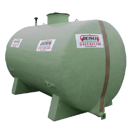 Citerne polyester 5000 litres