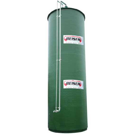 Citerne polyester mixte double enveloppe 30000 litres