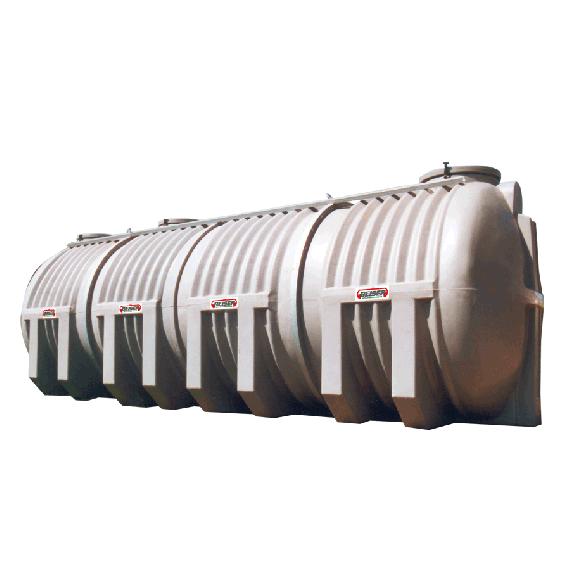 Citerne en plastique PEHD à enterrer 33000 litres