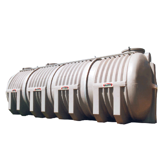 Citerne PEHD à enterrer 55000 litres