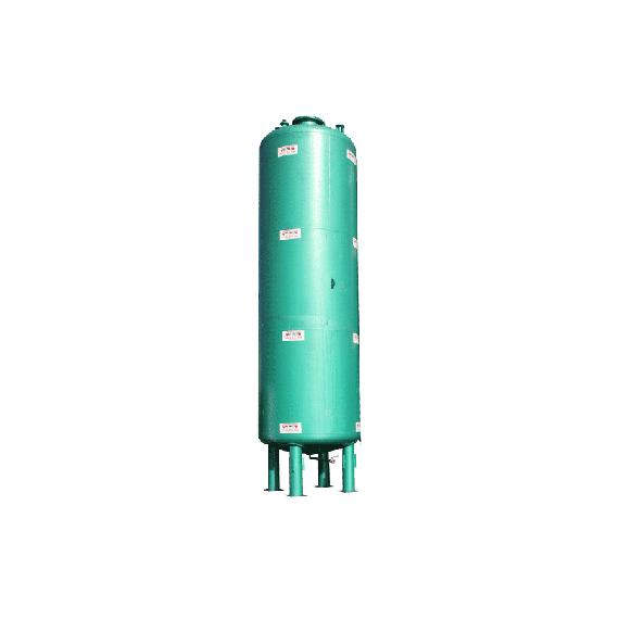 Citerne acier reconditionnée 30 000 L simple paroi verticale