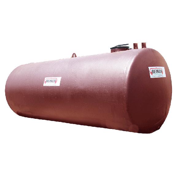 Station récupération eau de pluie double paroi à enterrer 10 000 litres (reconditionnée) avec pompe