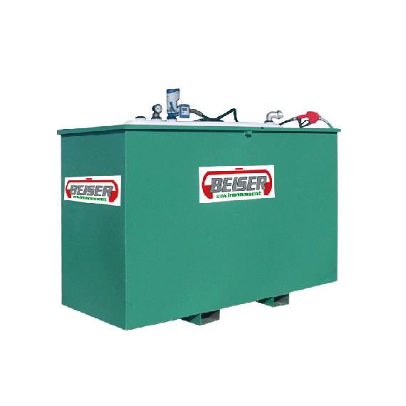 Station fuel économique SECURIT 2500 litres