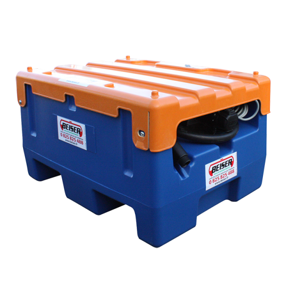 Pack transport ADBLUE 125L avec capot