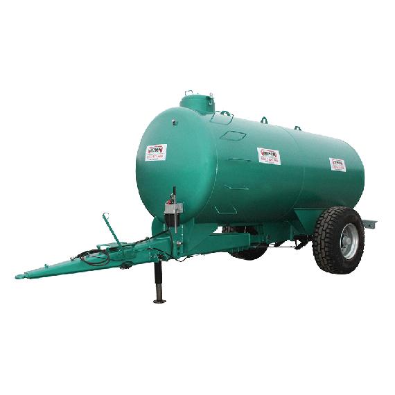 Citerne 10000 litres sur chassis SKIPPER, flèche ressort, revêtement EPOXY