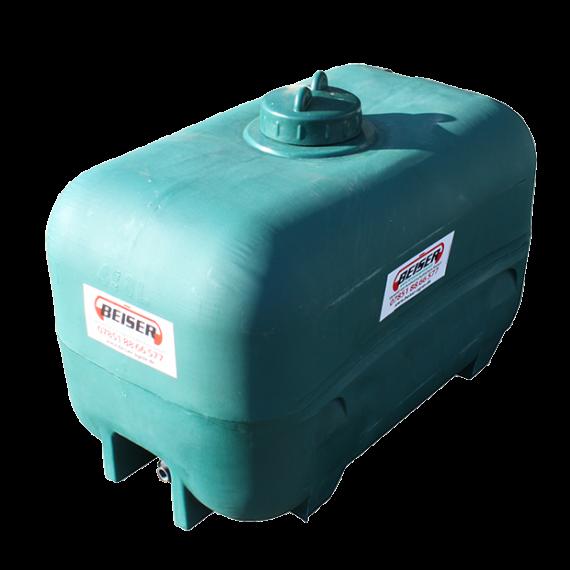 Citerne en plastique PEHD avec vanne 650 litres