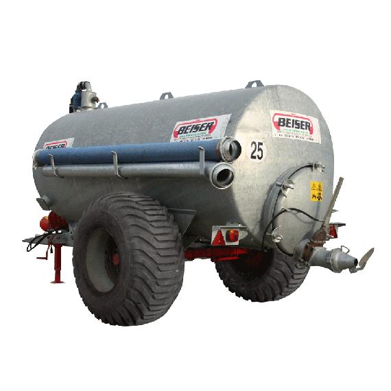 Tonne à lisier 5000 litres