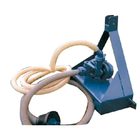Pompe à eau - transmission à cardan, attelage 3 points n° 1, débit 25 m3/h