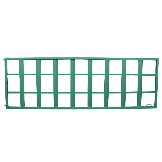 Barrière extérieure bétaillère 4.5 m
