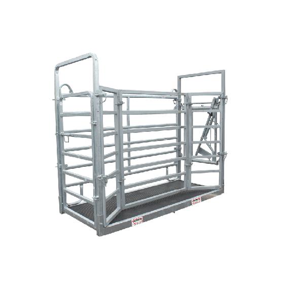 Réducteur 1 m > 0,80 m pour plateforme de pesage