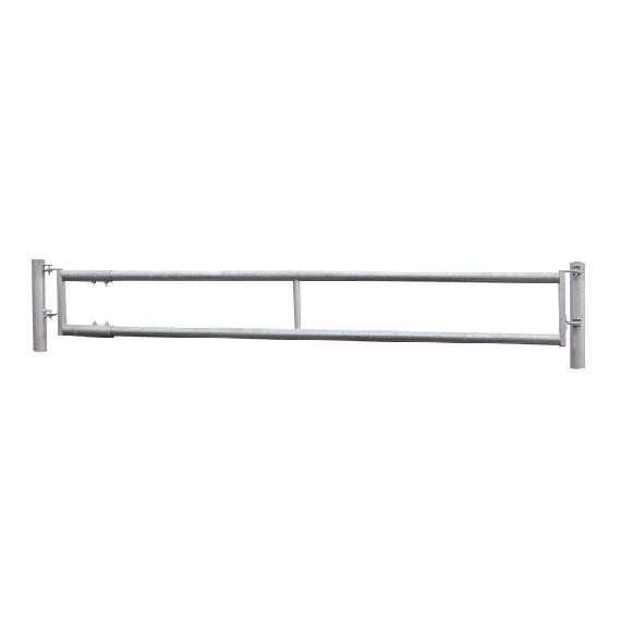 Libre-service à barres horizontales 4 m