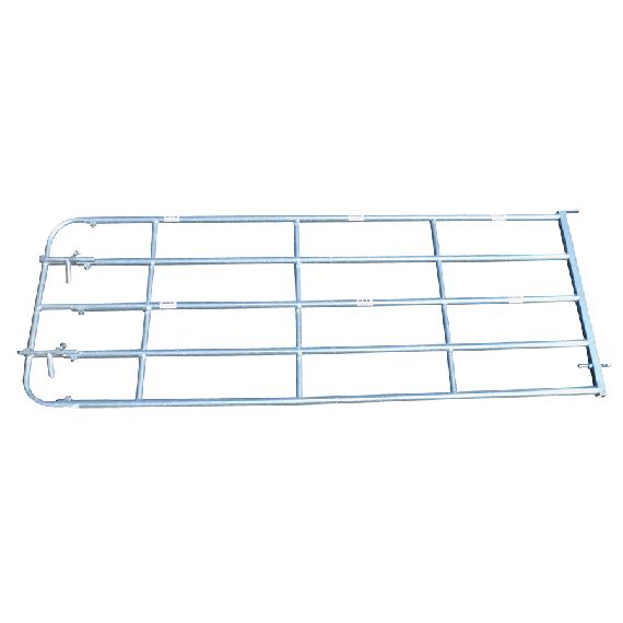 Barrière de prairie extensible 3 à 4 m - 5 tubes