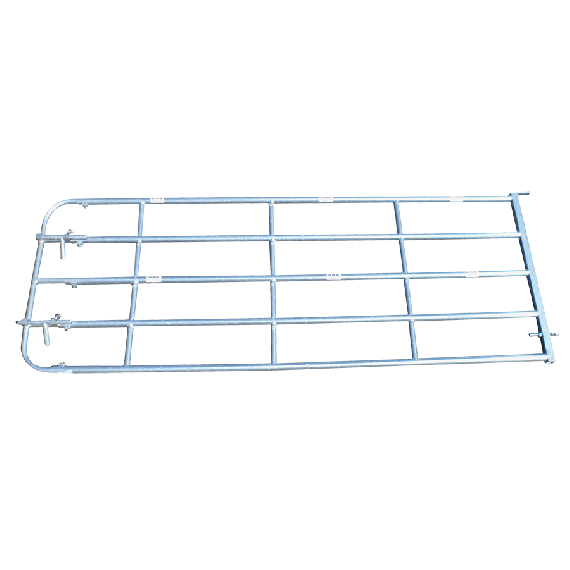 Barrière de prairie extensible 5 à 6 m - 5 tubes