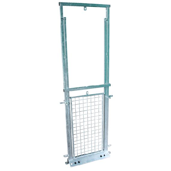 Porte guillotine pour agneaux (grillagé)