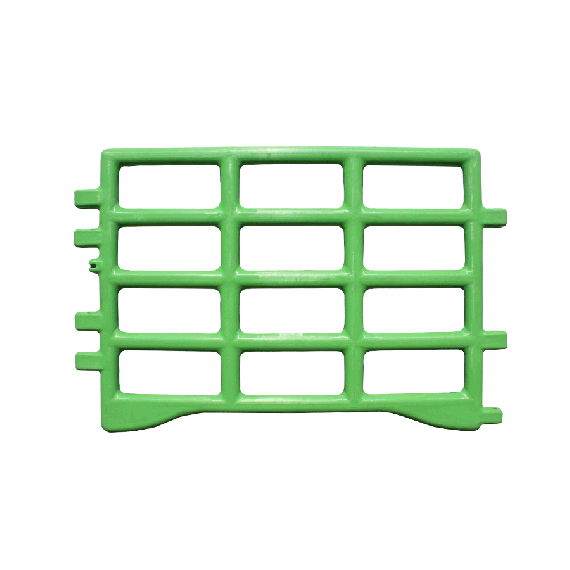 Barrière TEXAS en plastique PEHD 3 m EP