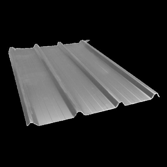 Tôle nervurée 45-333-1000, 60/100e  galvanisée - 2 m