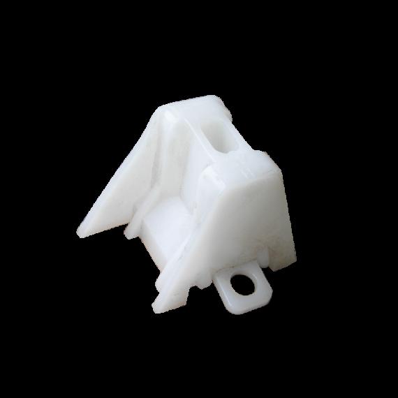 Pontet plastique pour tôle nervurées, 100 Pièces