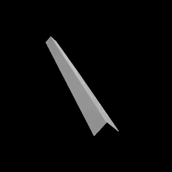 Angle de bardage 100/100, galvanisé