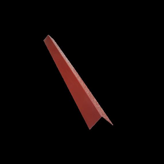 Angle de bardage 150/150, brun rouge RAL8012
