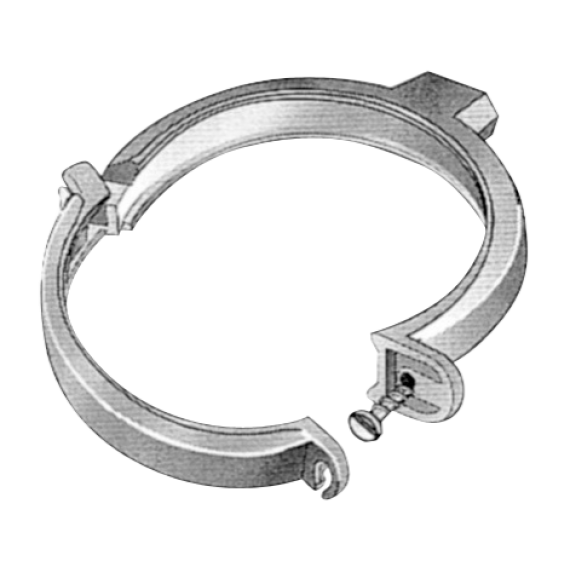Collier à Bride NU Ø 80