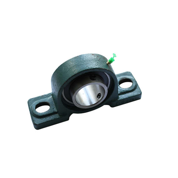 Roulement avec cage UCP 210 STLW pour déchaumeur à rouleau V-Ring à dents ou à disques Beiser