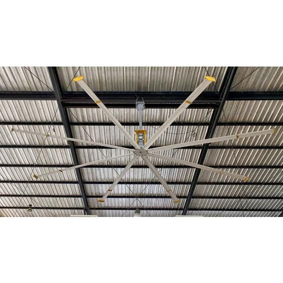 Ventilateur de plafond extracteur d'air 220V - 3 900m3/min