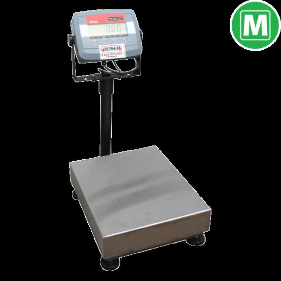 Balance à colonne ML 30 kg, précision 10 g