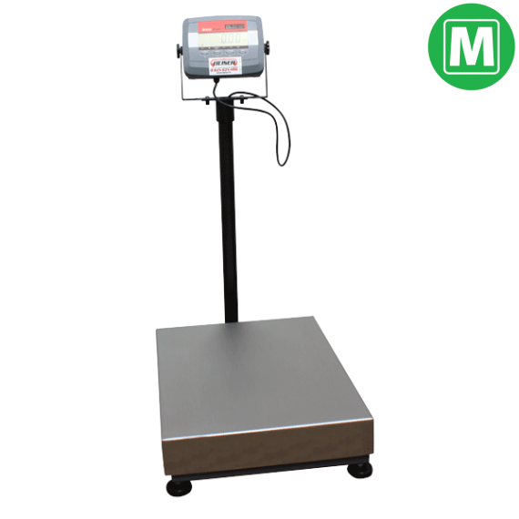 Balance à colonne ML 300 kg, précision 100 g