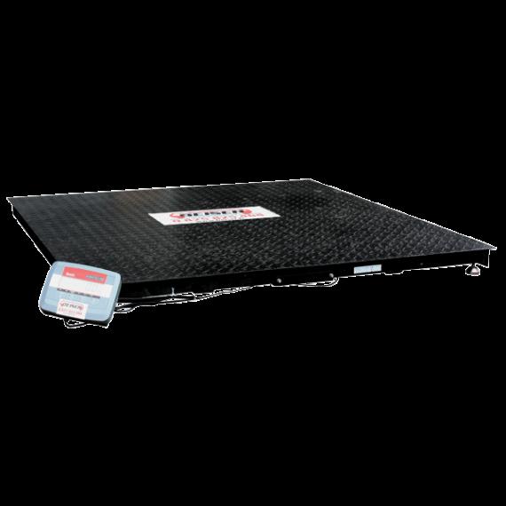 Plateforme de pesée ML 1500 kg, précision 500 g