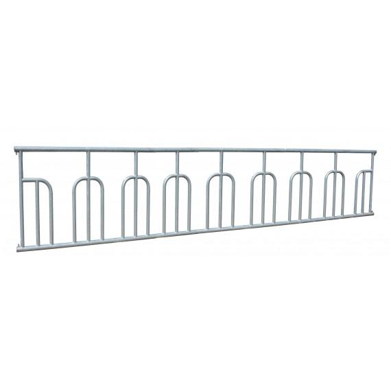Barrière à arceaux - 6 m / 8 places