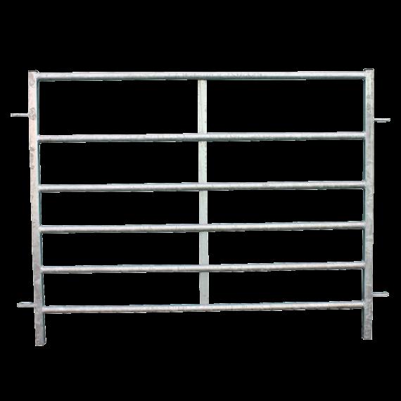 Barrière ovin longueur 1,25m - 6m tubes horizontales