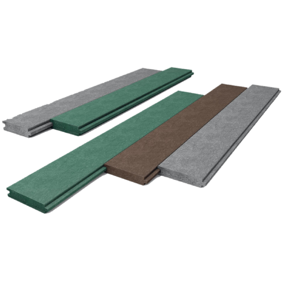 Planche spéciale box grise (2850 x 130 x 38)