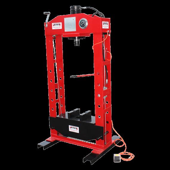 Presse d'atelier hydro-pneumatique 60T