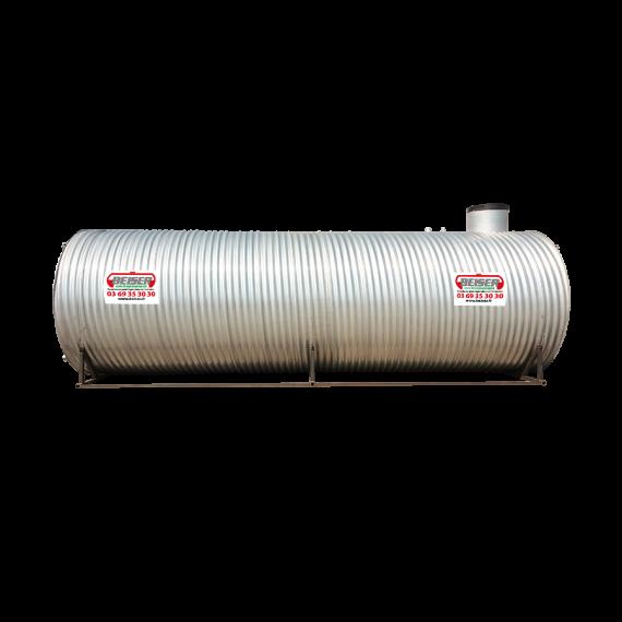 Station récupération eau de pluie à enterrer 60m3
