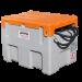 Beiser Environnement - Pack transport du fuel 200 litres en plastique PEHD