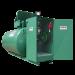 """Beiser Environnement - Station citerne fuel acier double paroi 1500 L, NN2G avec limiteur de remplissage 2"""""""