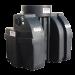 Beiser Environnement - Séparateur hydrocarbure PEHD avec debourbeur 500 litres - Vue d'ensemble