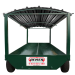 Beiser Environnement - Double auge sans barrières cornadis sur roues - Face