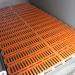 Beiser Environnement - Box à veaux 2 ou 4 places avec bac de rétention, toit isolé et parois PVC - Caillebotis PVC