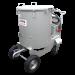 Beiser Environnement - Chariot mélangeur distributeur lait inox sur 4 roues 300 litres - Complet