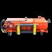 Beiser Environnement - Balayeuse ramasseuse hydraulique - Vue de dos