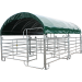 Beiser Environnement - Modulabri avec barrières texas 6M X 4M