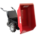 Beiser Environnement - Dumper électrique - Position basculée de face