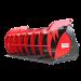 Beiser Environement - Godet pélican 2,50 m - Vue de Face