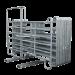 Beiser Environnement - Kit Texas 3m - 17 pièces + 34 fixations pour barrières Texas