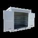 Beiser Environnement - Local phytosanitaire isolé en kit 2 x 3 m - Vue ouverture