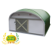 Beiser Environnement - Niche à porc isolée 10 mm avec renfort