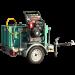 Beiser Environnement - Leader de la vente de matériel agricole - Pack Nettoyeur Haute Pression 300 L sur chassis routier 750 KG - Vue de profil