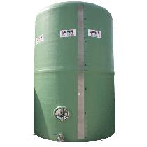 Vertical polyester tank, 60000L